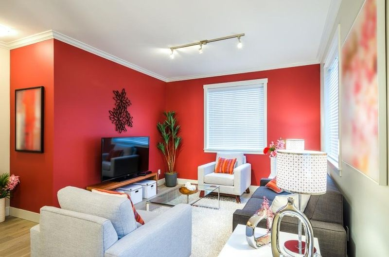 barvy v interieru